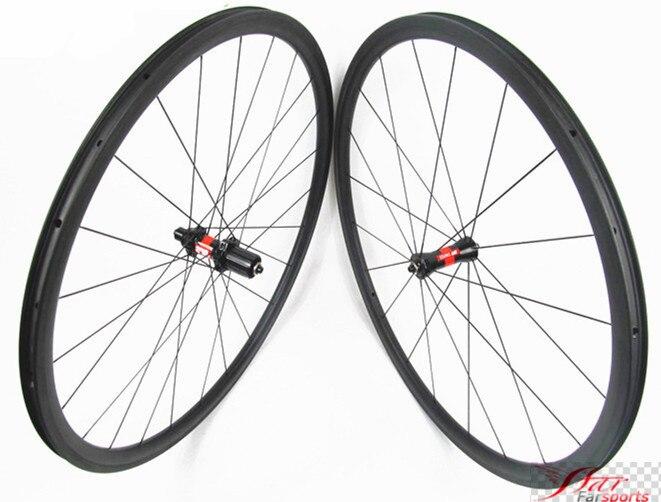 1165 г Farsports FSC29T 27 25 DT240S 29er бескамерные MTB углерода колеса с hookless диски, 29 hookless дизайн Горный велосипед колеса