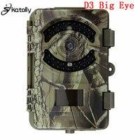 Skatolly D3 Big Eye HD 1080 P Nacht Infrarot 0,5 s Triggerzeit Scouting Jagdkamera Wilde Tier Trail Video jagd Cam