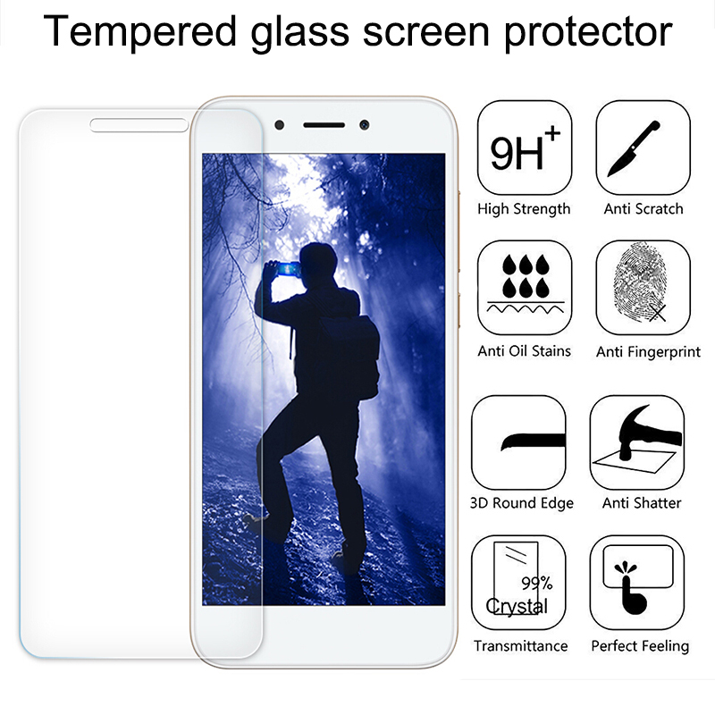 Tempered-Glass Glass-Protector P20-Lite Honor Smart Nova3e Huawei for GR3 5-6x-Glass-Film title=