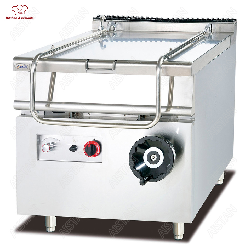GH Series Combination Oven Kitchen Cooking Range gas bain marie deep fryer griddle grill with cabinet 700 Series gh776 gas griddle with cabinet all flat