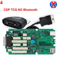 A Quality 100 Newest Green Relays Single Board PCB New Vci With Bluetooth 2015 R3 Version