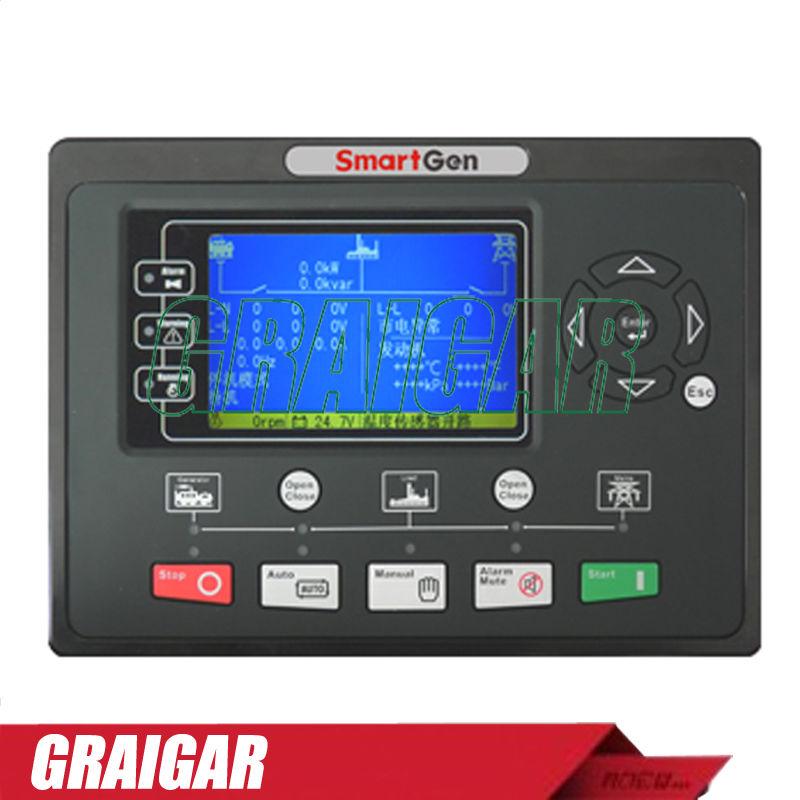 Nouveau contrôleur de groupe électrogène SmartGen HGM9320MPU