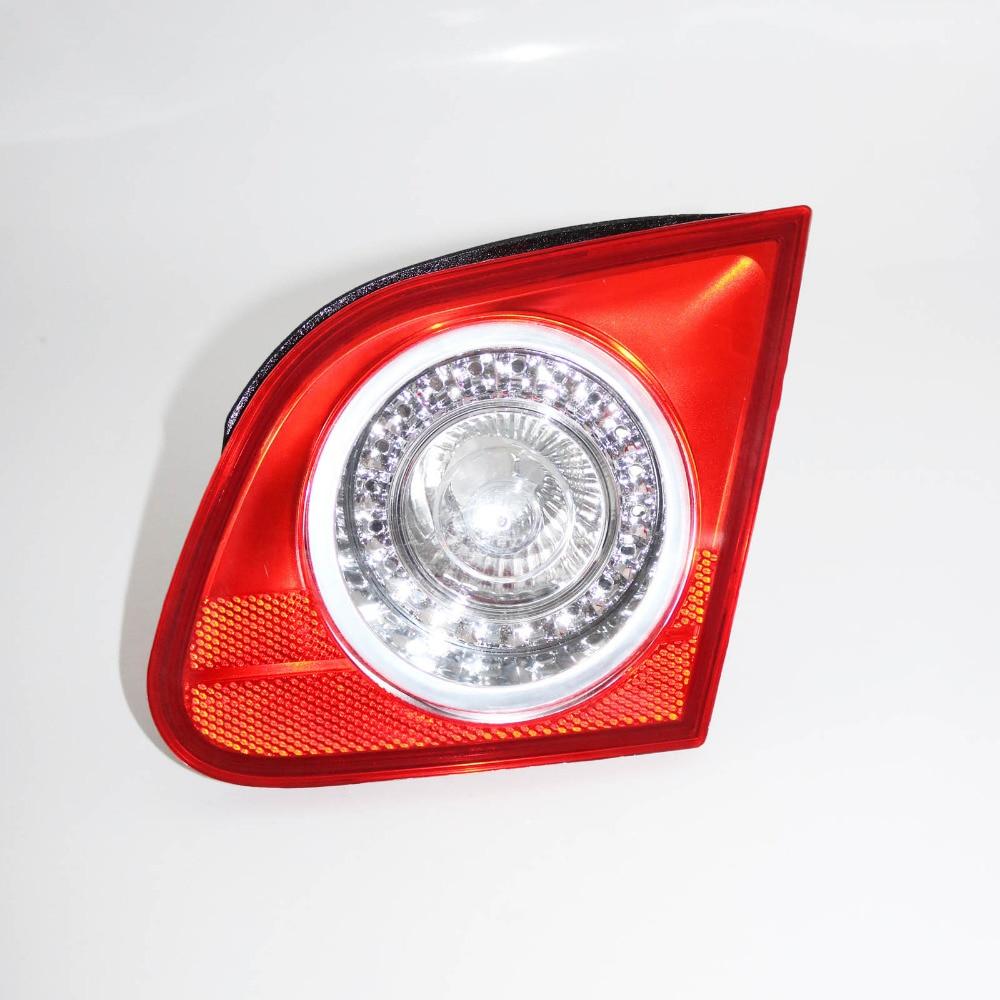 For VW Passat B6 Sedan 2006 2007 2008 2009 2010 2011 Rear Tail Light Lamp Right Side Inner Left-hand Trafic Only 3C5945094F for vw passat b6 2006 2007 2008 2009 2010 2011 left side front high quality 9 led fog lamp fog light