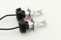 Pair 6S H1 H3 H7 9005 9004 9007 H4 H15 Car LED Headlight Bulb High Single