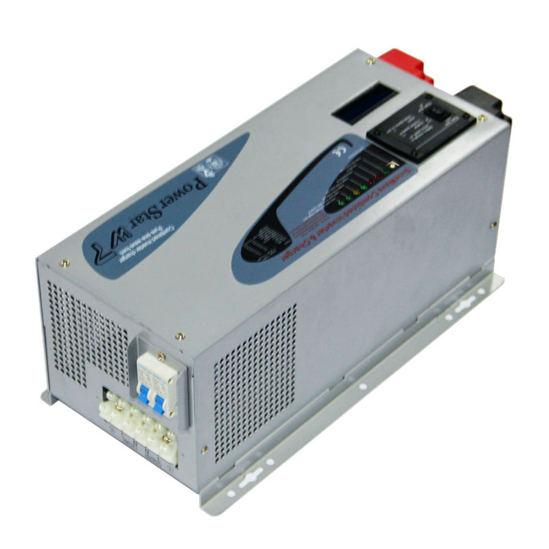 MAYLAR@ 24V 1000W Surge Power 2000W Off-grid Pure Sine Wave Power Inverter With Charging Function,Output90-240Vac,50Hz/60Hz maylar 22 60vdc 500w solar grid tie pure sine wave inverter power supply 90 140vac 50hz 60hz for vmp29 40vmp panles