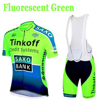 2017 Saxo Bank Tinkoff Cycling Clothing Cycle Clothes Wear Ropa Ciclismo Cycling Sportswear Racing Bike Clothes