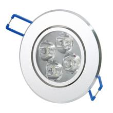 LED Downlight 9W 12W 15W 110V 220V AC85~265V LED Ceiling Downlight Recessed Light Wall lamp Spotlight+Drvier For Home Lighting
