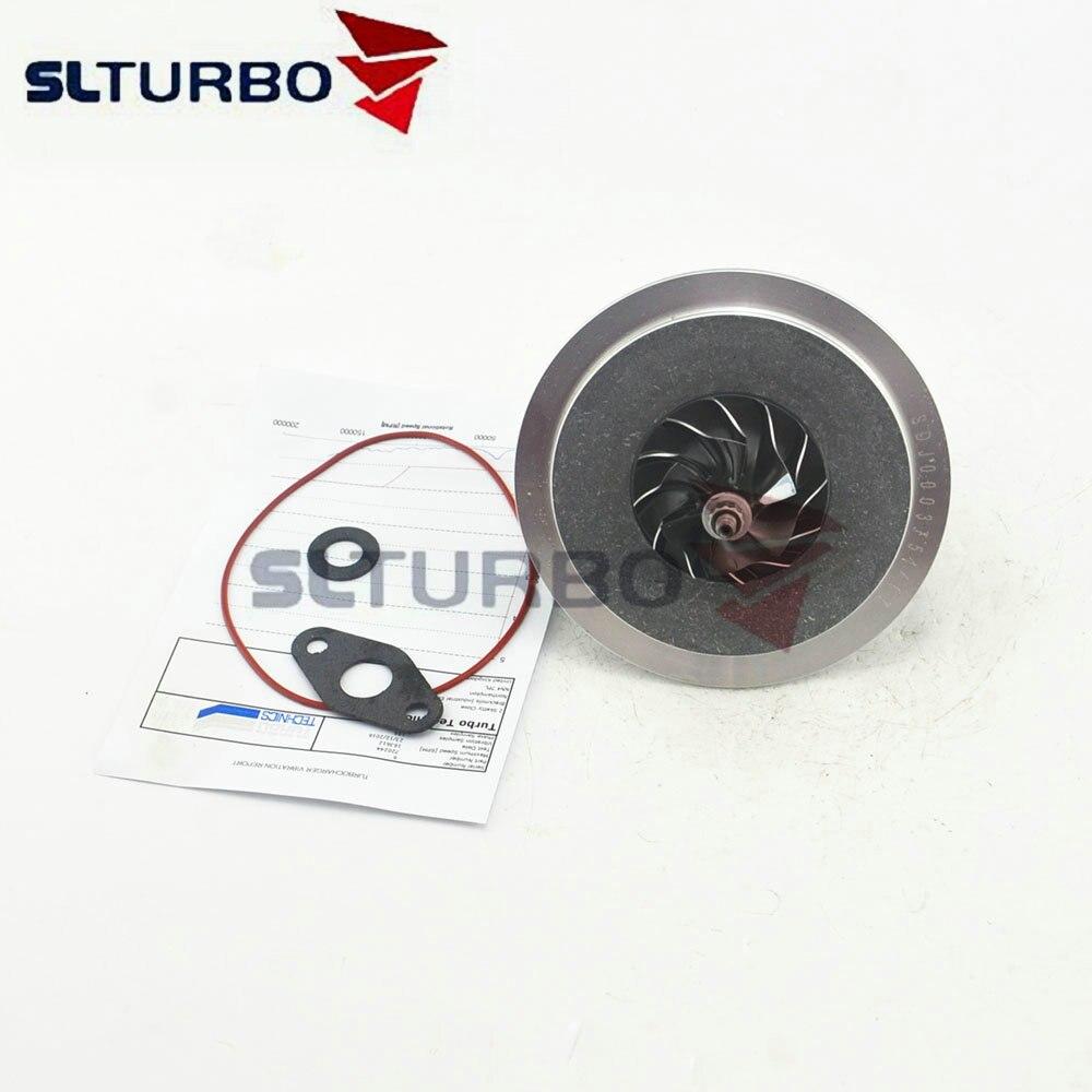 GT1549S kartuş türbin dengeli 720244 702244 Nissan Interstar 2.2DCI 90HP 66 Kw G9T 720 - turbo çekirdek 8200100284 CHRA yeni