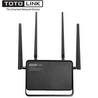 Totolink A950RG اللاسلكية wifi راوتر 1200 mbps 2.4 جرام/5.0 جيجا هرتز wi العالمي مكرر ، سريع سرعة واي مع جيجابت wan ميناء