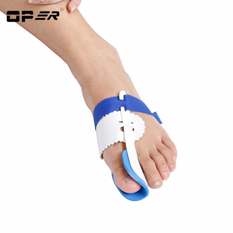 OPER 2Pcs Foot Bunion Hallux Valgus Orthopedic Braces Toe Thumb Postural correction Toes Bone Ectropion Orthotics Foot Care