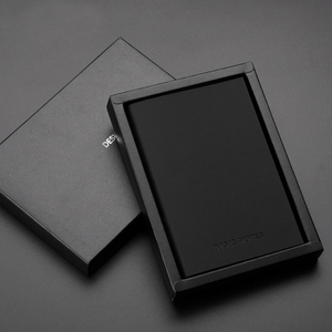 Image 2 - A5/A7 ขนาดสีดำกระเป๋าโน้ตบุ๊คสมุดบันทึกสำหรับสำนักงาน,ธุรกิจ,โรงเรียนหรือ Travel TPN015