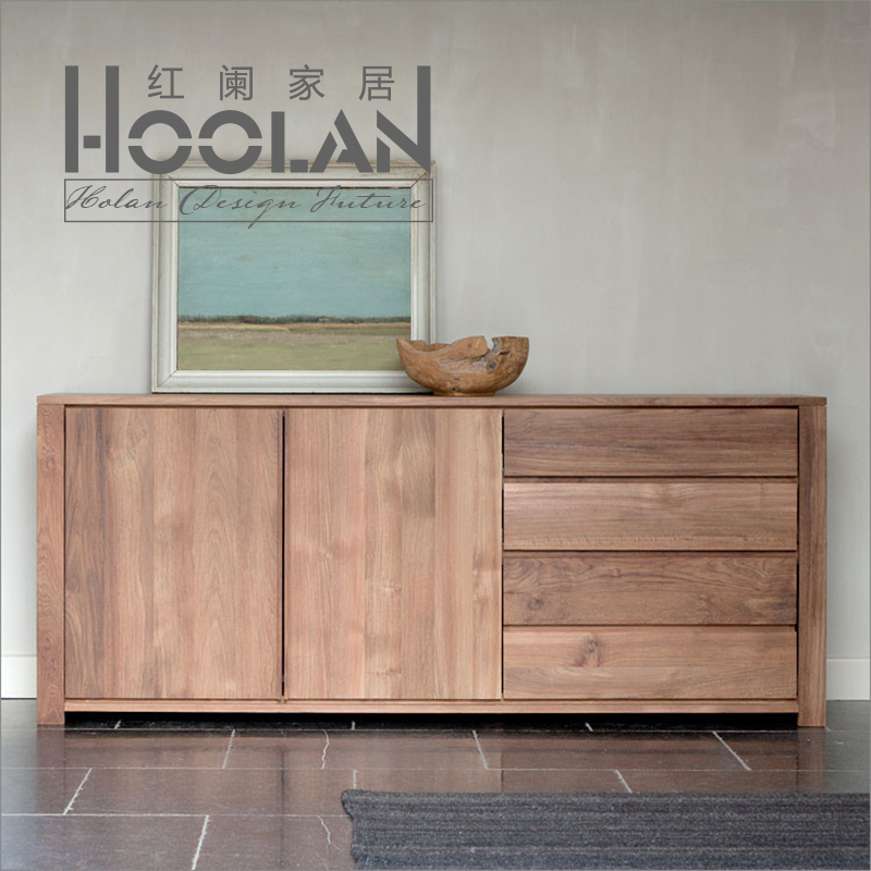 Nordic Ikea Minimalist Modern Oak Ash Wood Sideboard Lockers Cabinet  Cupboard Solid Wood Furniturein Sideboards From Furniture On Alibaba.
