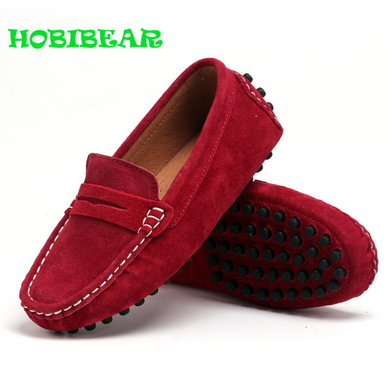Girls Classic Loafers Flat Shoes Walking Shoes Casual Shoes