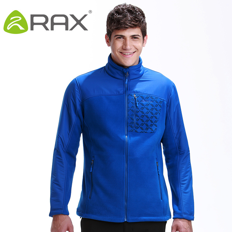 Rax Hiking Fleece Jacket Winter Men Softshell Jackets Warm Outdoor Fleece Military SoftShell Chaqueta Hiking Camping Windbreaker rax camping