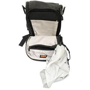 Image 5 - Lowepro topلودر 75AW المحمولة حقيبة مثلث topلودر 75 AW حقيبة كاميرا عدسة SLR حزمة حقيبة مع غطاء للمطر