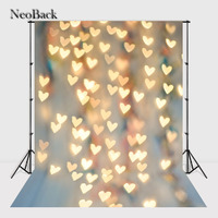 150x220cm Fast Shipping Thin Vinyl Cloth Photography Backdrop Bokeh Sparkle Computer Printing Background For Photo Studio