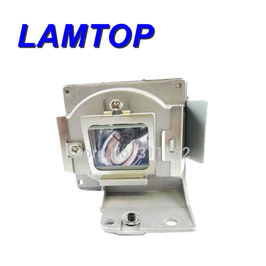 compatible projector lamp with housing , projector bulb VLT-EX320LP fit for EW330U