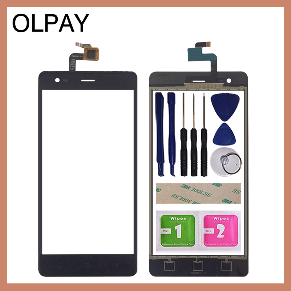 OLPAY 5.5'' For Prestigio Grace R5 LTE <font><b>PSP5552DUO</b></font> PSP 5552 PSP5552 Sensor Touch Screen Glass Digitizer Panel Lens Sensor Glass image