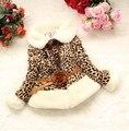 2014 girls clothing leopard faux de piel de zorro cuello del abrigo de otoño invierno ropa de los niños niños ropa de abrigo chaquetas ssv008291 34