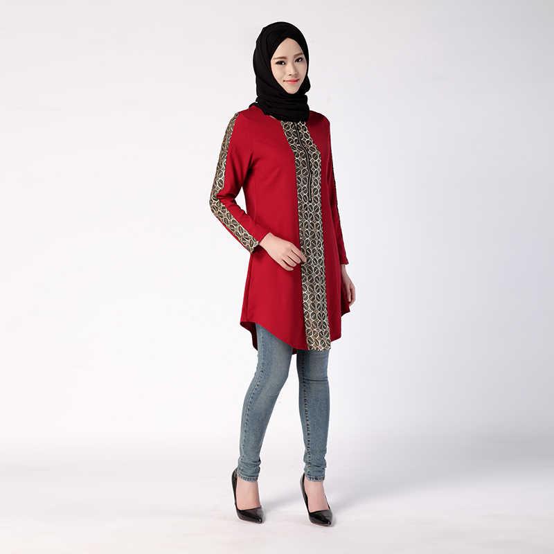 Новое Jilbabs с длинным рукавом Abayas Caftan арабское женское платье Турция Дубай Стиль Ближний Восток мусульманские женщины выше колена Мини модное платье
