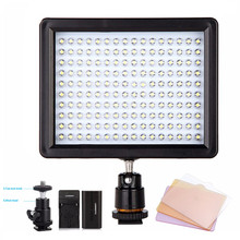 WanSen W160 LED Video Camera Light Lamp For Canon Nikon Pentax sony  DV the same with CN-160 better than AriLight Mini LED light mcoplus 168 led video light on camera photographic photography panel lighting for canon nikon sony dv camera camcorder vs cn 160