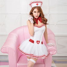 Women Babydoll Lingerie Sexy Hot Erotic Nurse Cosplay Costume Porno Costumes Dres
