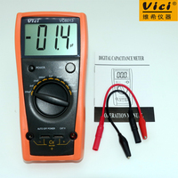 VICI VC6013 Digital High Precision LCD Meter 1999 Counts Manual Capacitance 200pF 20mF Atuo Power Off