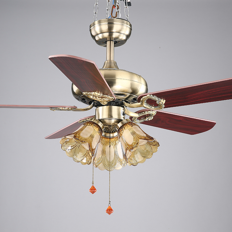fan lamp. aliexpress.com : buy 42inch european style retro ceiling fan lamp bedroom living room dining light bronze 120v 220v from reliable with