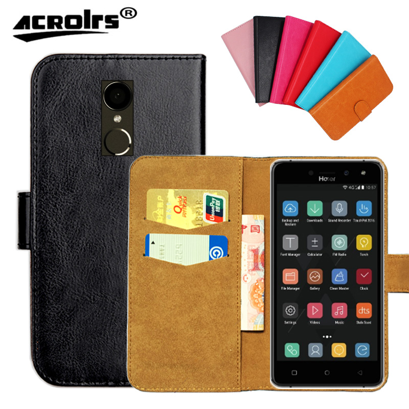 Original ! Haier Ginger G7s Case ,6 Colors High Quality Leather Exclusive Case For Haier Ginger G7s Cover Phone Bag Tracking
