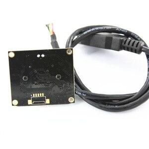 Image 4 - Módulo de cámara CMOS con USB de 2MP y 30fps, interfaz de enfoque fijo USB 2,0, tarjeta de cámara web con micrófono