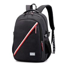 Women's Backpacks Men Bolsa Mochila for Laptop 14inch Notebook Computer Bags Men Backpack School Oxford Black For Teenagers все цены