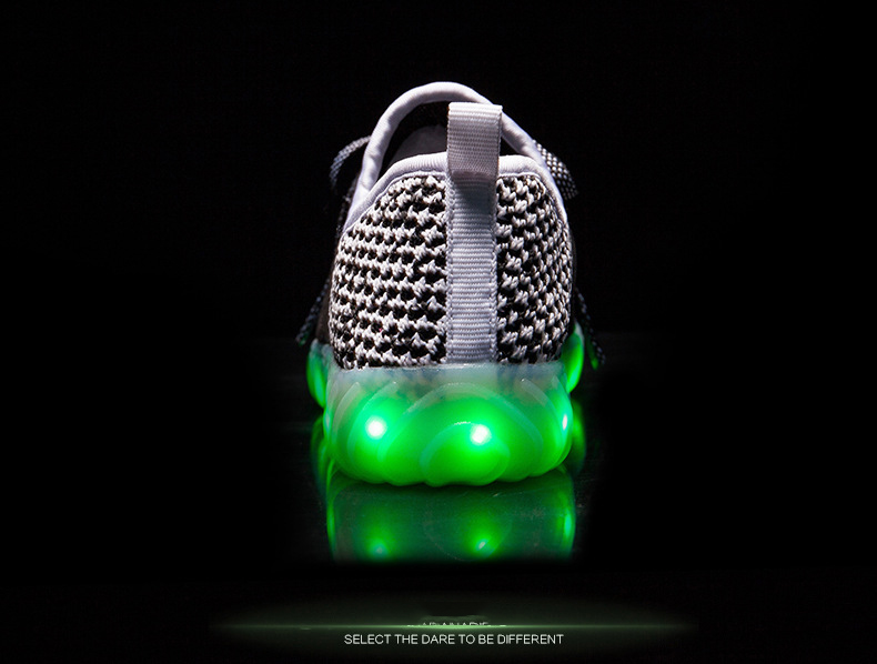Led Sneakers YZY v2 Kids 6