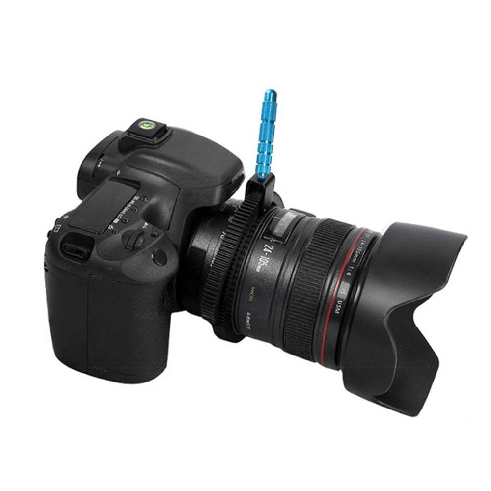 Untuk aksesori kamera SLR DSLR getah boleh laras ikuti tali pinggang - Kamera dan foto - Foto 6