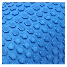Half Round Foam Yoga Block