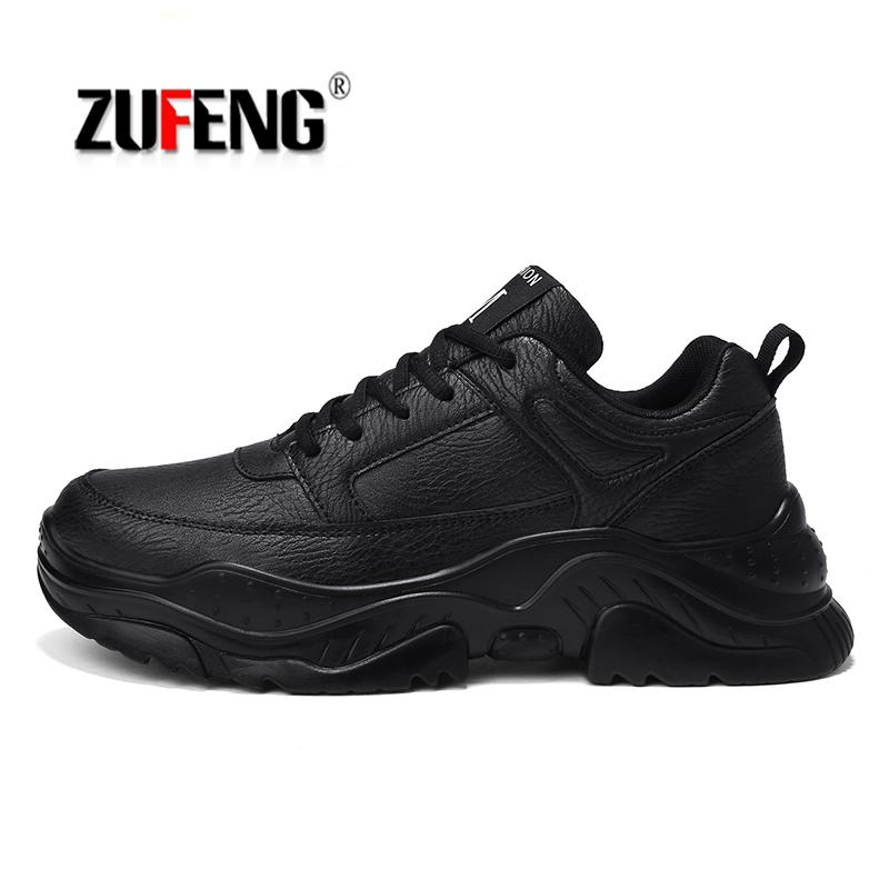 New Arrival Running Shoes Trainers Mens Autumn Winter Sneakers Men Lace Up Male Athletic Sneakers Black Designer Shoes for Men недорого