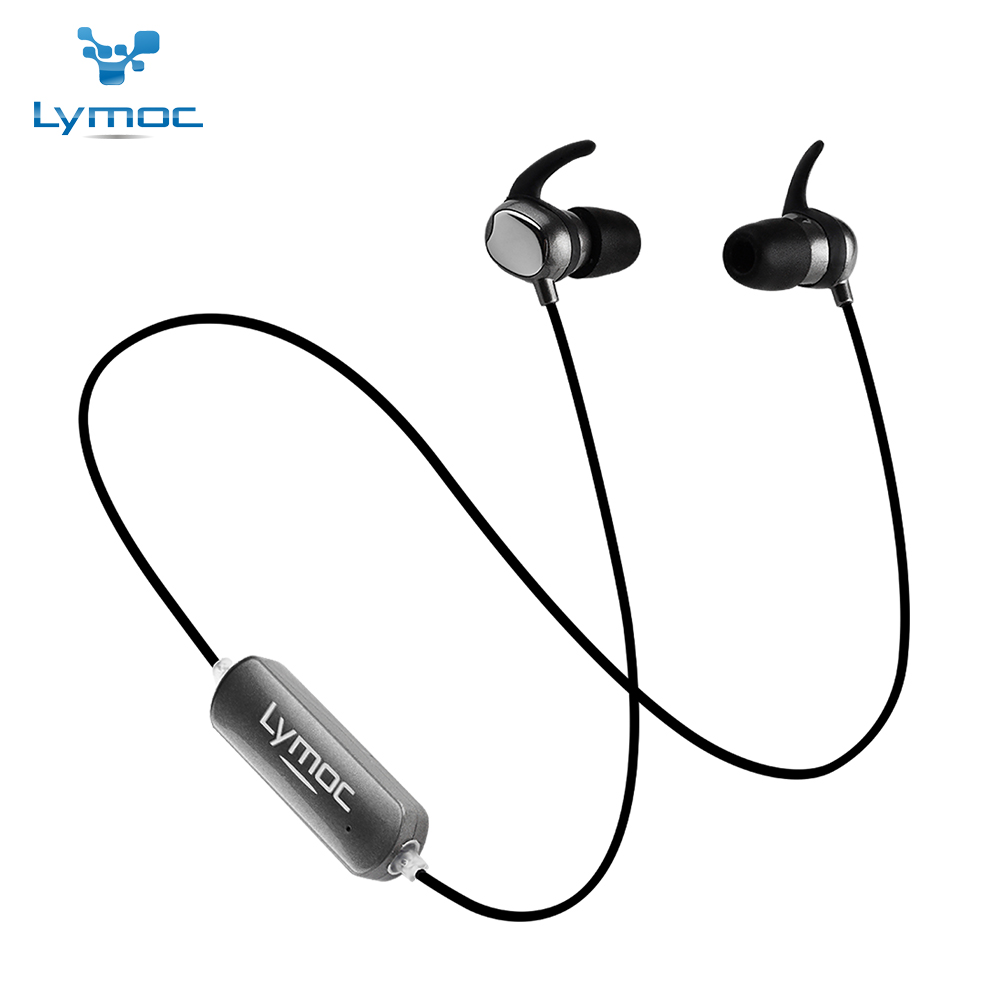 Lymoc M3+ Bluetooth Headphone Stereo Music Earphone Wireless Sport Headset Handsfree Earbuds Fone de ouvido Auriculares With Mic bluetooth earphone wireless music headphone car kit handsfree headset phone earbud fone de ouvido with mic remax rb t9