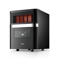 TCL Constant Temperature Electric Heater Machine Remote Control 220V1500W Waterproof Energy Saving Mute Infrared Heater Bathroom