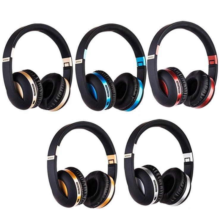 Meilleur 059 casque sans fil Bluetooth casque intégré micro doux cache-oreilles suppression de bruit casque stéréo pour les téléphones
