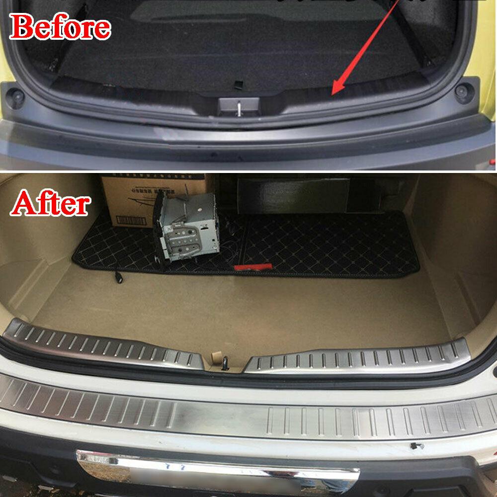 Накладка на порог БАГАЖНИКА АВТОМОБИЛЯ накладка на задний бампер Защитная крышка для Honda CRV 2007-2011