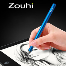 Promotion Capacitive Screen Stylus Tablet Accessories Touch pen For iPhone iPad Samsung Sony Tablets PC Windows