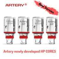 5/10/20 peças estoque pronto!! artéria desenvolvido núcleos vs artéria pal ii occ bobina para artéria pal ii pod kit