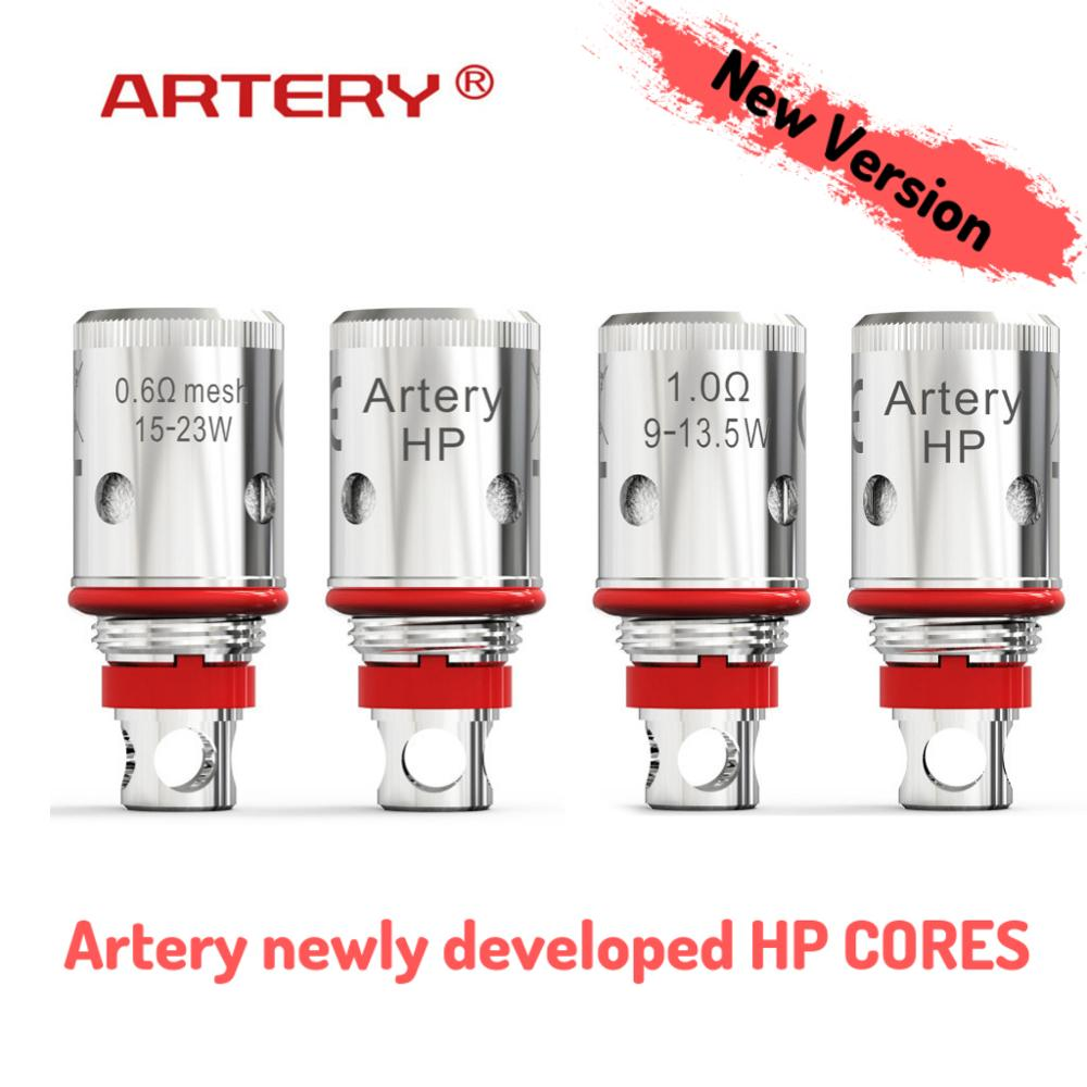 5/10/20pcs Ready Stock!!!Artery Developed  CORES Vs Artery PAL II OCC Coil For Artery PAL II Pod Kit