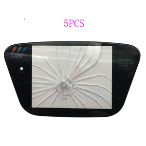 Image 3 - 5 個ガラス材料保護スクリーンカバーレンズ交換セガゲームギア GG レンズプロテクター