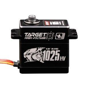 Image 5 - KKPIT HV CLS 1025 SERVO DIGITAL resistente al agua IPX6 de Metal de alta tensión, 25KG, 7,4 V, 0,08 s, para Buggy de control remoto, camión monstruo, escala sobre orugas