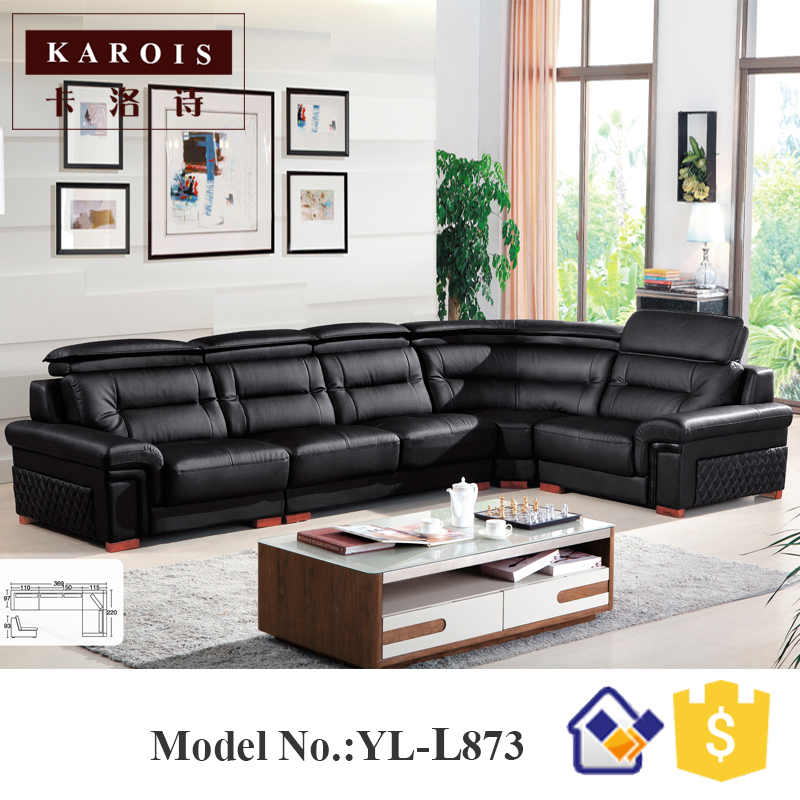 Sofa Set Style Modern Leather Sofa New Style Set: 5 Seat Sofa Contemporary Sofa Fabric Commercial 5 Person