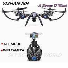 Orignal Yizhan i8h Rc Quadcopter Drone Wifi FPV Transmission Camera ATT Altitude Hode Mode Upgraded Version Of Tarantula X6