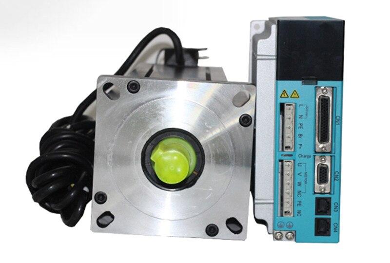 3 fase NEMA52 35Nm 4956ozf. em circuito Fechado servo driver de motor de Passo kit JMC 130J12225EC-2500 + 3HSS2208H