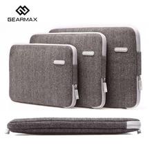 GEARMAX Senior Neue Laptop Taschen Laptop Sleeve für Macbook air pro beutel taschen für Lenovo Sumsung Asus 11 13 15 inch taschen Für männer