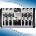 Новый профессиональный аудио DJ миксер  16 каналов  миксер  консоль Mezcladora De DJ HX1602