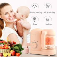 Baby Food Supplement Cooking Machine Mixed Multifunctional Baby Mini Food Grinder Cooking Meat Food Manufacturer